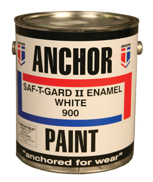 Black Gold Pump & Supply, INC -- Anchor Paint